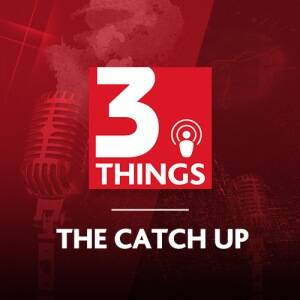 The Catch Up: 9 Jan