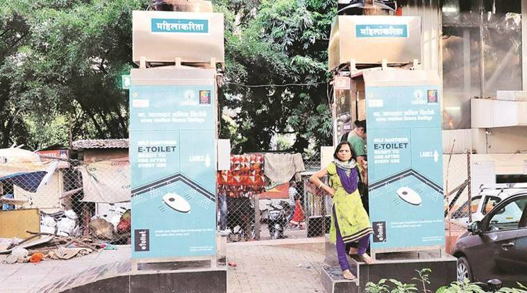Hygienic but not hassle-free: Locals complain of 'glitches' at PMC e-toilets