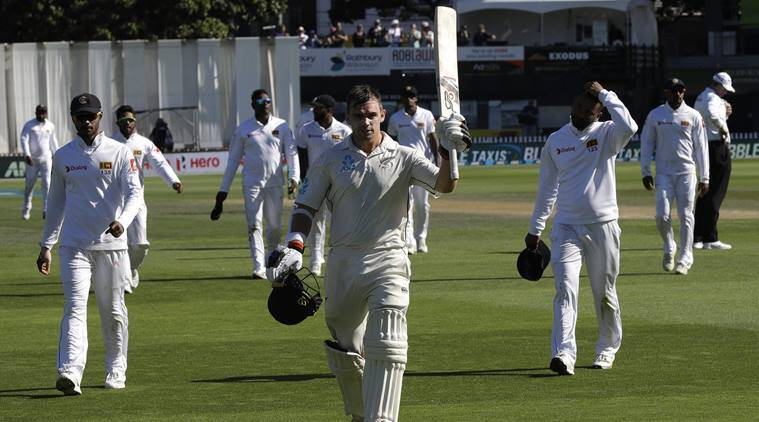 Rain set to ruin Black Caps' shot a victory