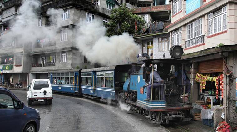 darjeeling, toy train, darjeeling toy train, toy train darjeeling, darjeeling toy train tickets, unesco, darjeeling toy train global heritage, unesco darjeeling toy train, darjeeling toy train unesco tag, indian express news