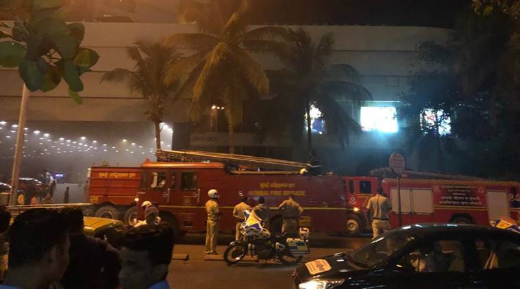 mumbai trident hotel fire, trident hotel fire, mumbai hotel fire, mumbai the trident hotel fire, mumbai fire, mumbai fire news
