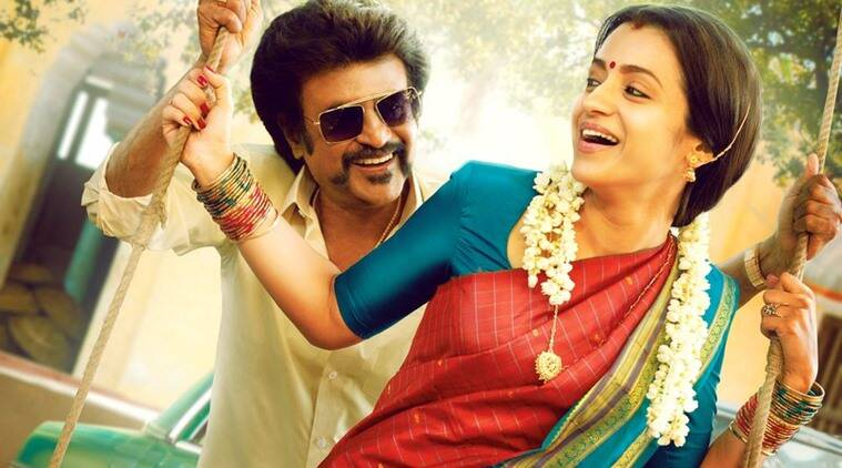 Trisha is Saro in Rajinikanth starrer Petta