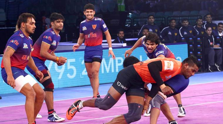 Pro Kabaddi 2018 Live Score, U Mumba vs Gujarat Fortunegiants Live Score Streaming: