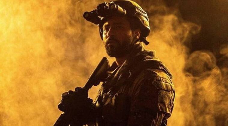 Uri stars Vicky Kaushal in the lead role
