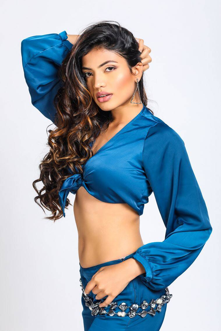 urvi shetty India's Next Top Model 4