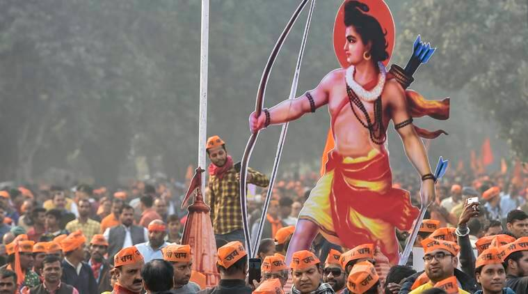 Law for Ram temple only option, those in power must keep promise: RSS' 'Bhaiyaji' Joshi