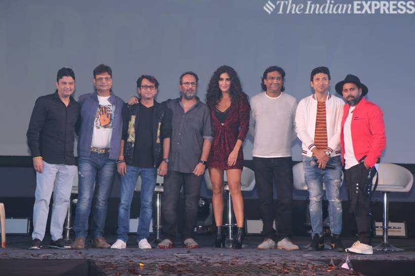 Husn Parcham song launch