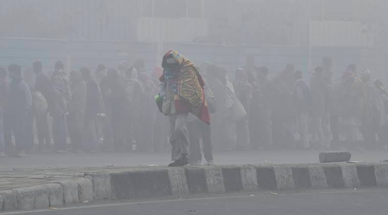 cold wave, cold wave india, imd, indian meteorogical department, new year, delhi news, indian express news