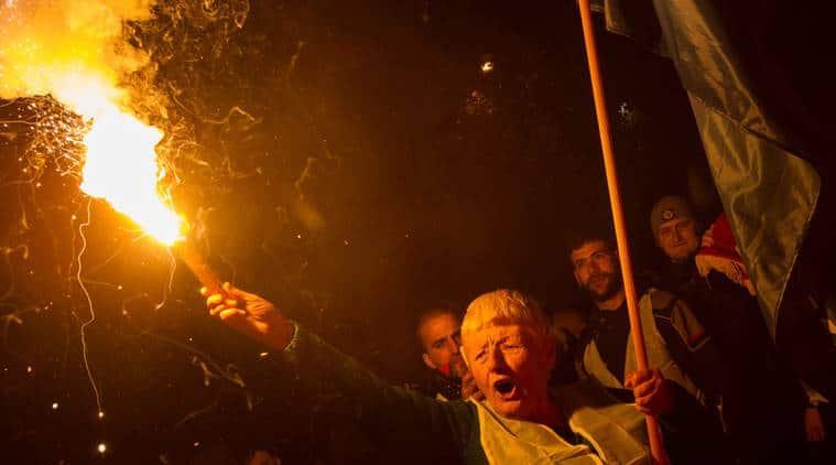 Gilet Jaune, Yellow Vest protest, Emmanuel Macron's presidency, Macron government, France protests, France partisan groups, France government, world news, Indian Express columns