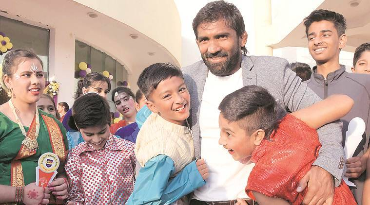 Bajrang Punia is a contender for gold in 2020 Tokyo Olympics: Yogeshwar Dutt