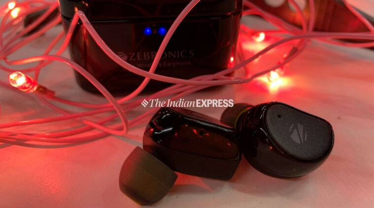 Zebtronics Zeb Peace, Zeb Peace price in India, Zeb Peace review, Zeb Peace earbuds, Zeb Peace specifications, wireless earbuds, Zeb Peace India sale, earbuds under 5000, Zeb Peace features, Zeb Peace top specs, Zebtronics