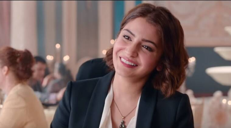 Zero stars Anushka Sharma as Aafia a scientist with cerebral palsy