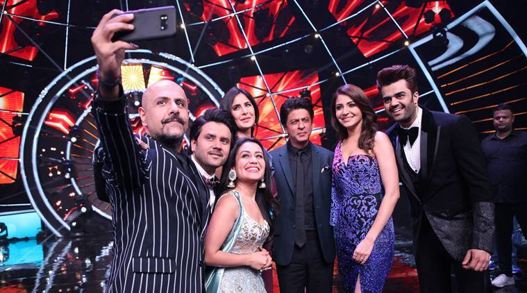 indian idol 10 finale to feature zero star cast shah rukh khan