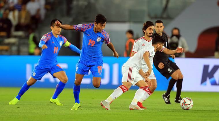 AFC Asian Cup 2019: Wasteful India go down 2-0 against UAE