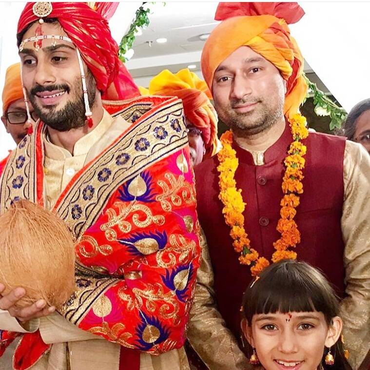 prateik babbar married family