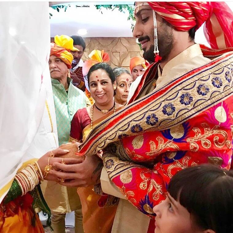 prateik babbar married photos
