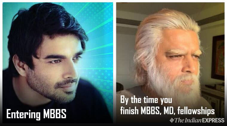 r madhavan, rocketry the nambi effect, r madhavan rocketry look, madhavan rocketry meme, madhavan memes, r madhavan nambi narayanan, nambi narayanan, r madhavan rocketry director, r madhavan rocketry photos, r madhavan photos, r madhavan rocketry film, funny news, indian express