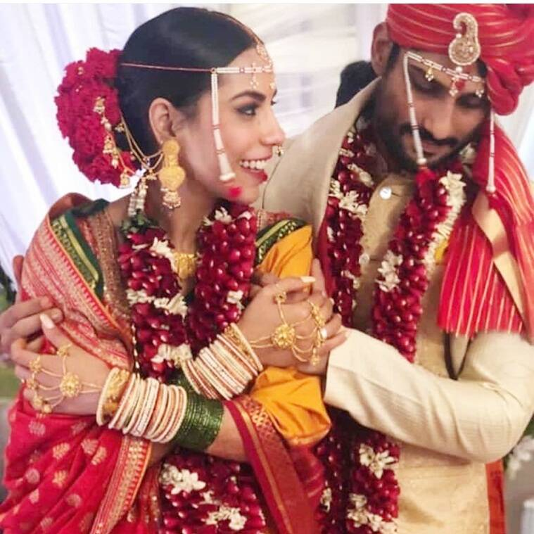 prateik babbar married