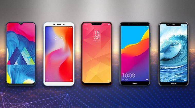 redmi note 6, samsung galaxy m10, realme 2, nokia 5.1 plus, honor 7c, phones under 1000, phones under rs 1000, best budget phones, budget smartphones, smartphones under rs 1000