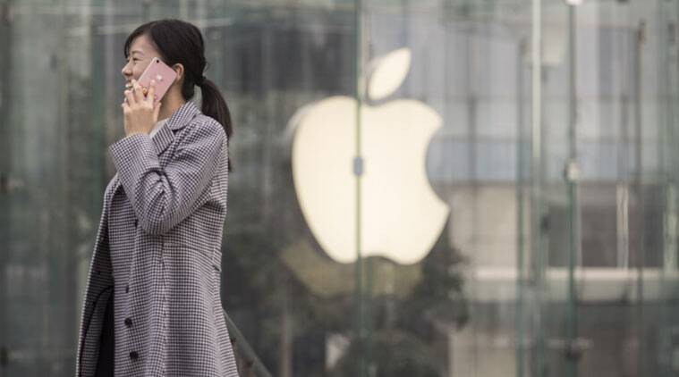 Apple, Apple iPhone sale, Apple iPhone XS, Apple iPhone China sale, Apple first quarter, Apple revenue, Apple shares, Apple Q1 2019, Apple 2019 revenue, Apple revenue, Apple 2019 revenue down