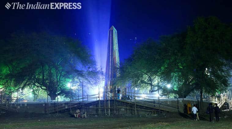 Bhima Koregaon,Bhima Koregaon war memorial, memorial day bhima koregaon, bhima koregaon violence 2018, indian express, latest news
