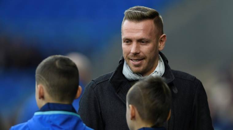 Cardiff City youth coach Craig Bellamy steps down over bullying claims