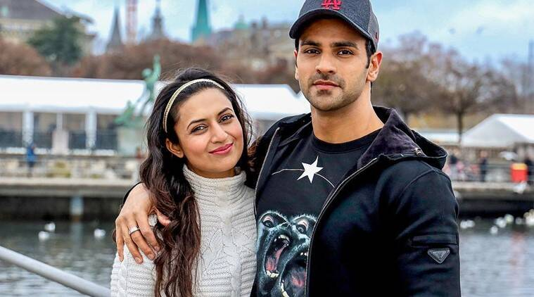 Divyanka Tripathi Vivek Dahiya 2019 Switzerland vacation photos