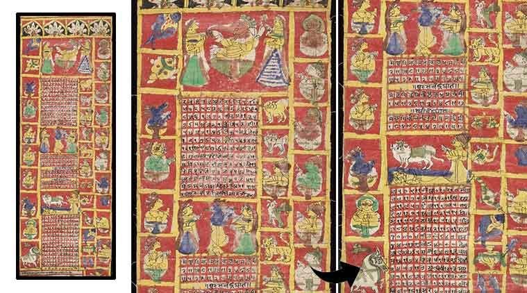 HIndu Calendar 1871-72