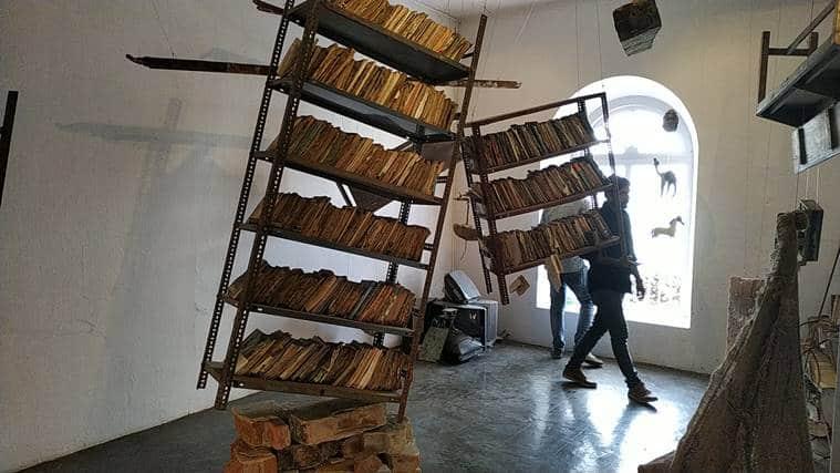 Kochi Muziris Biennale 2018, six artworks to look out for, Kochi Muziris Biennale 2018 where to go, Kochi Muziris Biennale 2018 guide, Kochi Muziris Biennale 2018 best artwork, indian express, indian express news