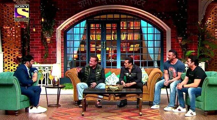 The Kapil Sharma Show Salman Khan