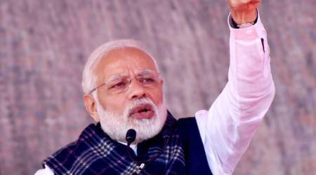 PM Narendra Modi, Ministry of defence, L&T india, weapon manufacturing india, Howitzer guns India, guns manufacturing india, Weapon technology india, Indian express