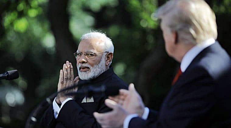 narendra modi, donald trump, trump mocks modi, trump attacks modi, india in afghanistan, Donald Trump on Afghanistan, India US, Trump on Modi, india afghanistan relations, US afghanistan relations, latest news, indian express