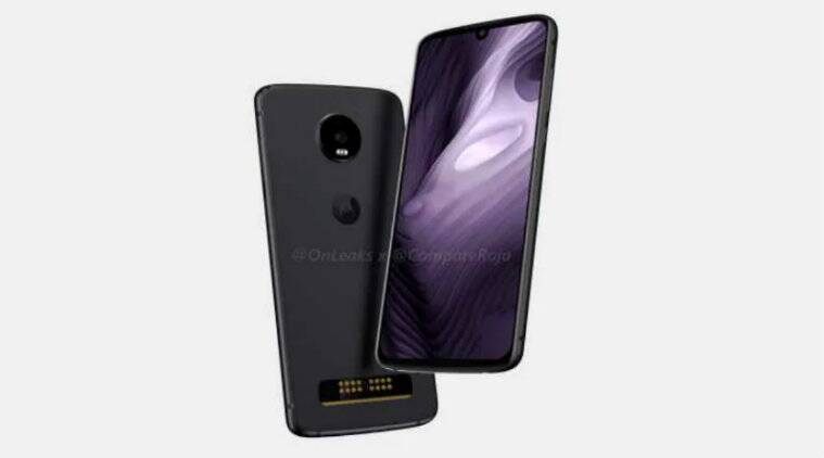 Moto, Motorola, Moto Z4, Moto Z4 Play, Moto Z4 Play specifications, Moto Z4 Play specs, Moto Z4 Play design, Moto Z4 Play launch, Moto Z4 Play launch date, Moto Z4 Play India launch