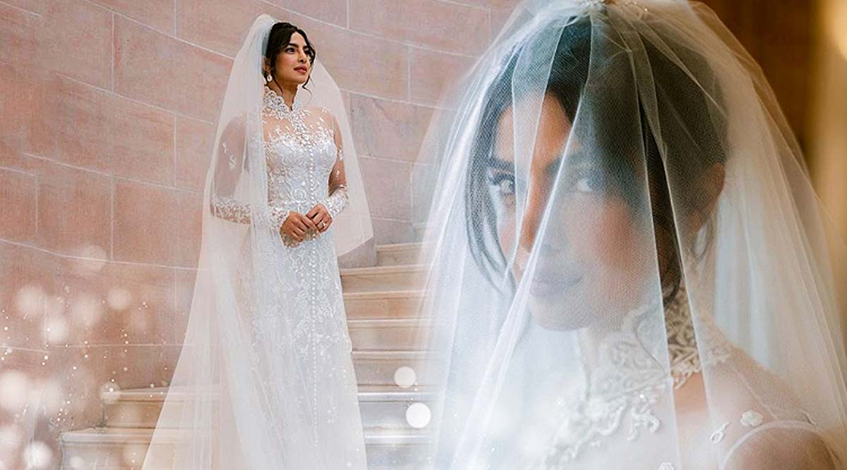 Watch The Making Of Priyanka Chopra S Extravagant White Wedding