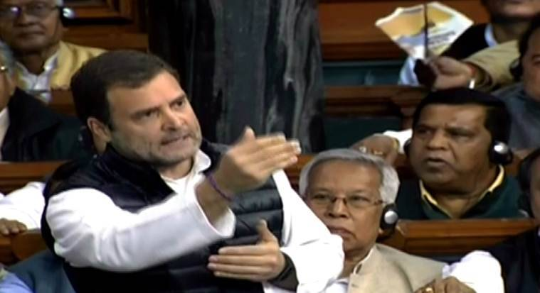 Rahul Gandhi targets PM Modi over Rafale, Arun Jaitley slams Congress 'legacy of lying, corruption'