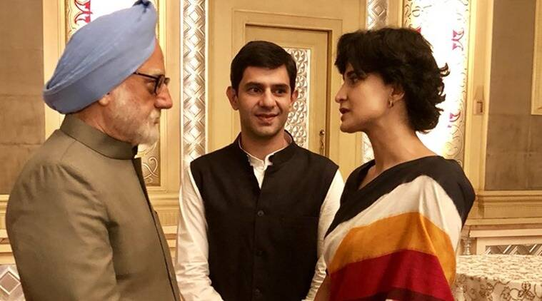 The Accidental Prime Minister anupam kher aahana kumra