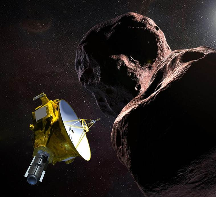 Ultima Thule: an unexplored 'time capsule' of ancient past