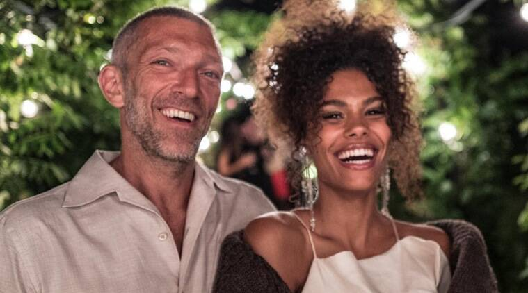 Vincent Cassel and Tina Kunakey are expecting their first ...