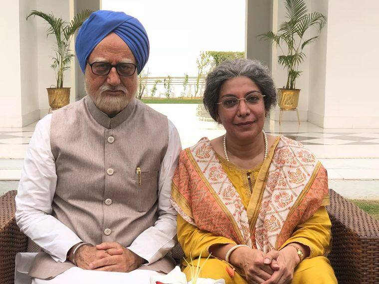 Divya seth in The Accidental Prime Minister.