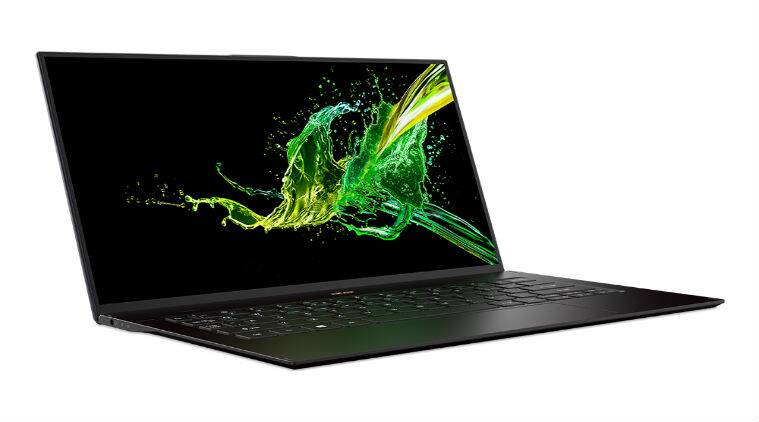 Acer, Acer Swift 7, Acer Swift 7 CES 2019, Acer Swift 7 price in India, Acer Swift 7 specifications, Acer Swift 7 features, Swift 7 Acer, Swift 7 CES 2019