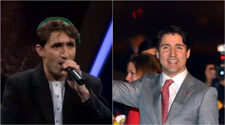 there u2019s an afghan lookalike of canadian pm justin trudeau