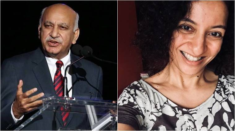 MJ Akbar defamation case: Court reserves order on summoning Priya Ramani as accused