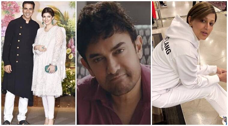 Have you seen these videos of Akshay Kumar, Aamir Khan and Sonali Bendre?