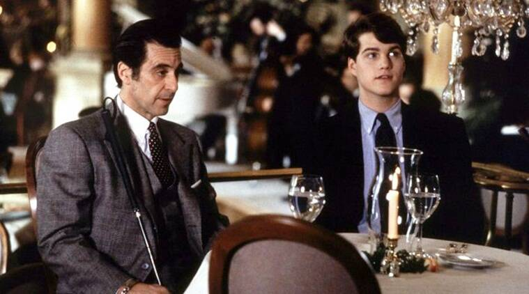 al pacino in scent of a woman