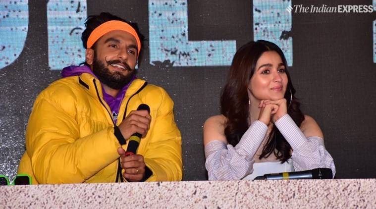 alia bhatt and ranveer singh on gully boy