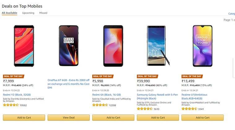amazon great indian sale, amazon great indian sale 2019, amazon great indian sale 2019 offers, amazon great indian sale deals, amazon great indian sale offers today, amazon sale, amazon sale offers, amazon deals, amazon offers today, amazon republic day sale, republic day sale 2019, amazon offers, amazon deals, amazon offers on mobile