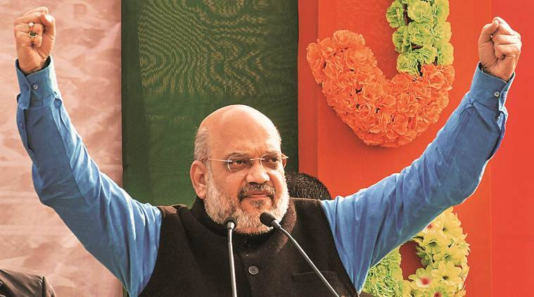 If grand-alliance wins, different PMs Mon-Sat, country goes on holiday on Sunday: Amit Shah