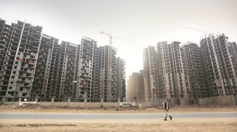 Directors Of Amrapali Dream Valley Booked