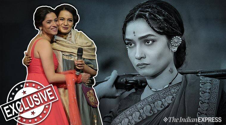 manikarnika actor ankita lokhande on being jhalkari