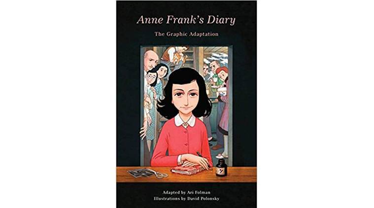 Tip for Reading List: Anne Frank, reimagined graphically